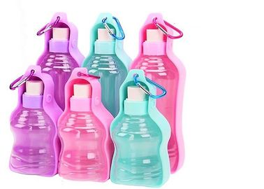 China Eco Friendly Pet Water Bottle Dispenser 300ML Food Grade PP For Travelling factory